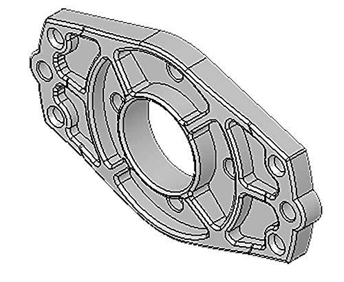 Multiplex Motorspant-Alu (AcroMaster, Funcub, Dogfighter)