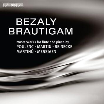 Bezaly, Sharon: Masterworks for Flute and Piano