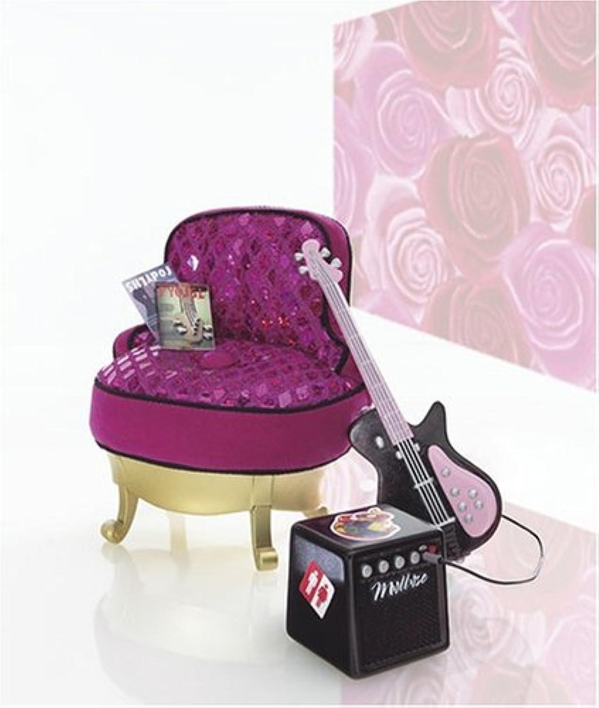 Barbie Fashion Fever Rockin' Guitar Chair Furniture