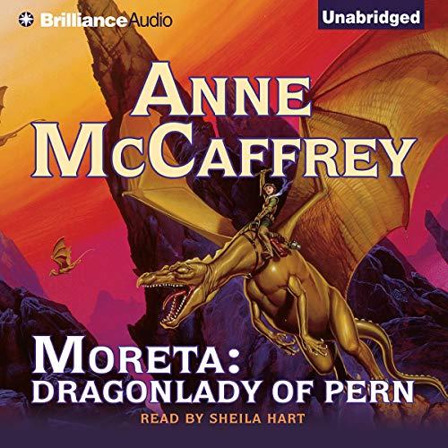 Moreta cover art
