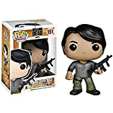 A-Generic Funko The Walking Dead Figura # 151 Prison Glenn Rhee Pop. Multicolor...