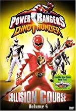 Power Rangers Dino Thunder, Vol. 4: Collision Course