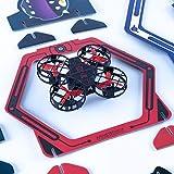 Juguetrónica- Juego de Habilidad y competición Air Destroyer Game, Color negro y rojo (JUG0330) , color/modelo surtido