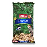 Attracts Woodpeckers, Nuthatches, Jays, Towhees, Cardinals, Indigo Buntings & More Kaytee Peanuts provide high levels of fat and protein, which are important to the diets of many backyard birds Nutritious high fat for added energy High protein to pro...