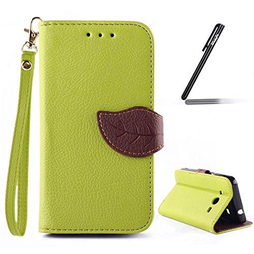 Ukayfe LG G2 Mini Case, Custodia Portafoglio/Wallet/Libro in Pelle per...