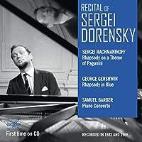 Recital of Sergei Dorensky