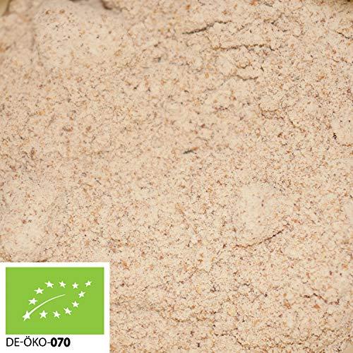 (16,49€/kg) 1000g Bio Erdmandelmehl | 1 kg | 100% Naturprodukt | Erdmandeln gemahlen | basisches Lebensmittel | kompostierbare Verpackung | STAYUNG - DE-ÖKO-070