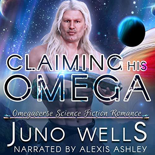 Claiming His Omega: MF Omegaverse SF Romance cover art