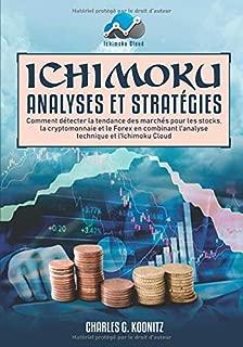 Ichimoku Analyses & Stratégies: Comment détecter la tendance des marchés pour les stocks, la cryptomonnaie et le Forex en combinant l'analyse technique et l'Ichimoku Cloud (French Edition)