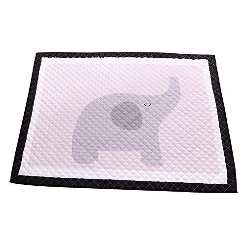 Tapis de Protection pour bébé 120 * 140cm Tapis antidérapants Salon Chambre à Coucher Bébé Tapis de montée