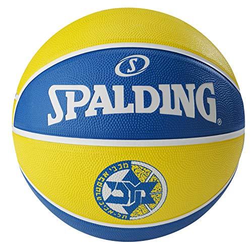 Spalding EL Team MACCABI Tel AVIV SZ.7 83-101Z Balones