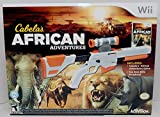 xbox 360 hunting games with gun - Wii Cabela's African Adventures Bundle with Gun