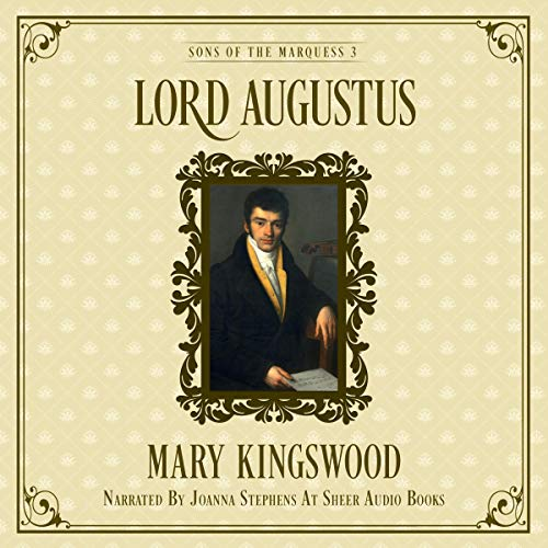 Lord Augustus audiobook cover art