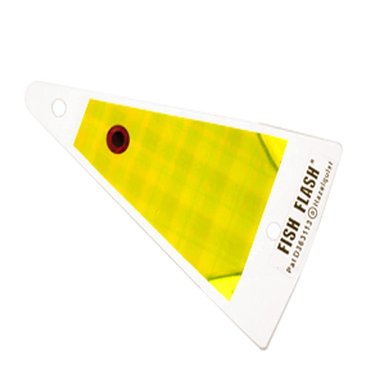 染色発見フェード魚フラッシュLazr Chrtrsメッド8インチ