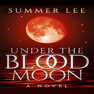 Under the Blood Moon audiobook cover art