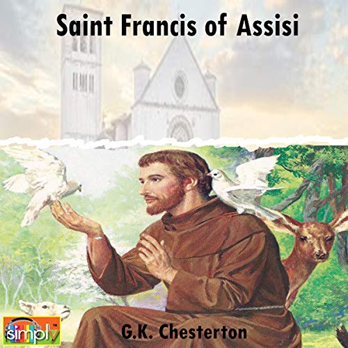 Saint Francis of Assisi cover art
