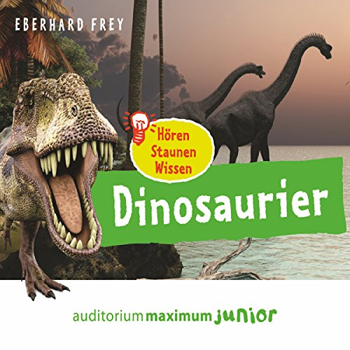 Dinosaurier audiobook cover art