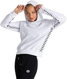 Arena W Hoodie Team Sweat Shirt Donna