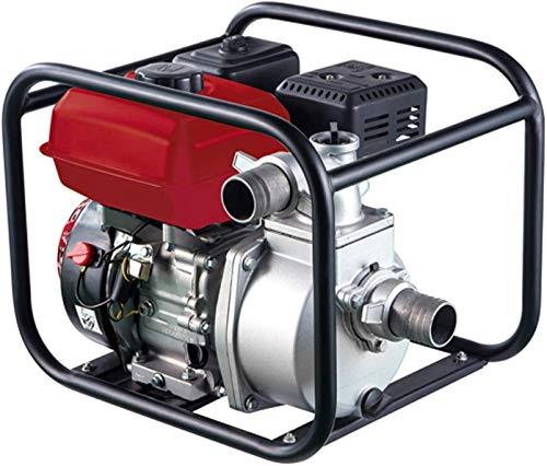 ナカトミ(NAKATOMI) ドリームパワー エンジンポンプ 4サイクル 2インチ 最大吐出量 500L min エンジン式ポンプ 排水ポンプ EWP-20D
