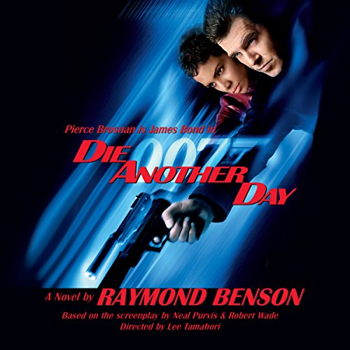 Die Another Day audiobook cover art