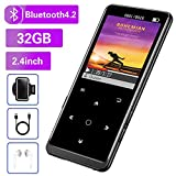 Best Audio Book Players - 32GB MP3 Player, Mibao MP3 Player with Bluetooth Review