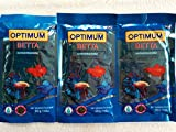 20g x 3 Betta Fighter Fish Food - Colour & Tails Growth