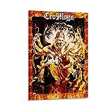 GSSL Musikposter Sänger Heavy Metal Art Cro Mags Poster