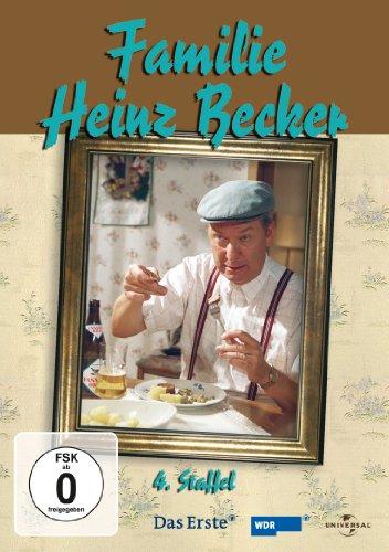 Familie Heinz Becker - Die komplette 4. Staffel (2 DVDs)