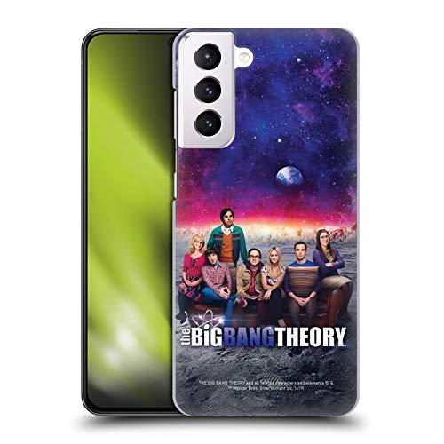 Head Case Designs sous Licence Officielle The Big Bang Theory Saison 11 A Art Clé Coque Dure pour l'arrière Compatible avec Samsung Galaxy S21+ 5G