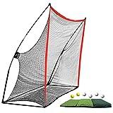 WhiteFang Golf Net Bundle Golf Practice Net 10x7 feet with Golf Chipping...