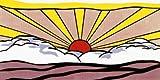 AllPosters US Sunrise, c.1965 Fine Art Poster Print by Roy Lichtenstein, 40x20 by