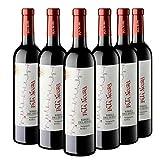 Pata Negra Roble Vino Tinto D.O Ribera del Duero - Caja de 6 Botellas x 750 ml