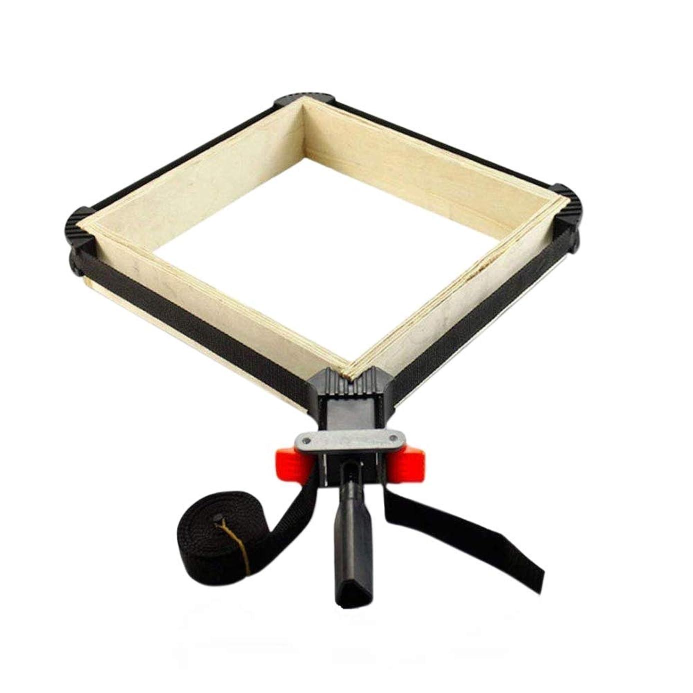 私たちの電気的感心するNESHEXST ベルト クランプ 木工 工具 固定 (1個)