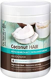 Dr Sante Coconut Oil Extra - Mascarilla hidratante para