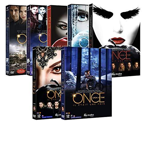 Once Upon a Time - Es war einmal ... Die komplette Serie 1 - 7 Staffel 42-Disc (EU Import mit Deutscher Sprache)