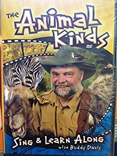 Animal Kinds: Sing & Learn Along with Buddy Davis