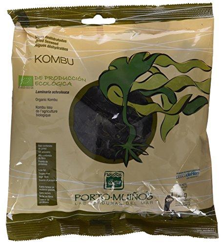 Porto Muñios Kombu Algas Deshidratadas de Producción Ecolo