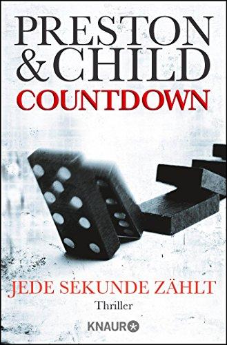 Countdown - Jede Sekunde zählt: Thriller (Ein Fall für Gideon Crew, Band 2)