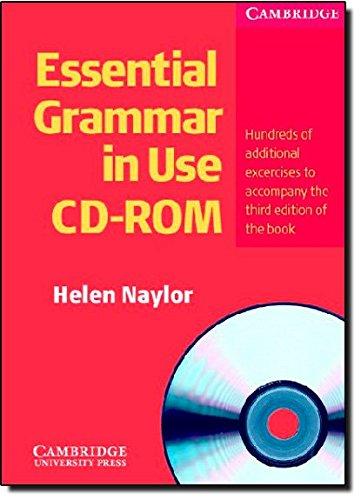 ESSENTIAL GRAMMAR IN USE CD-ROM - 3RD ED