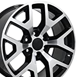 OE Wheels LLC 22 inch Rim Fits GMC Sierra...
