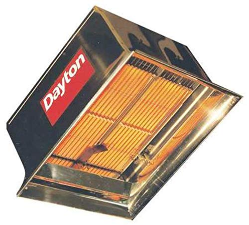 Find Bargain DAYTON 3E133 Commercial Infrared Heater,NG,60,000