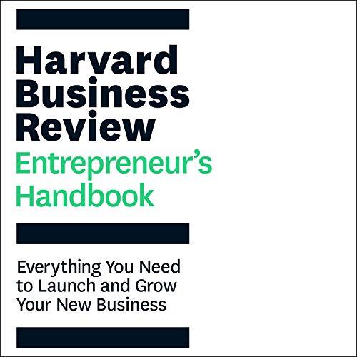 The Harvard Business Review Entrepreneur's Handbook Titelbild