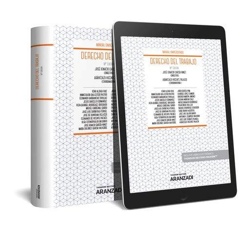 Derecho del trabajo (+ E-book) (Manuales)
