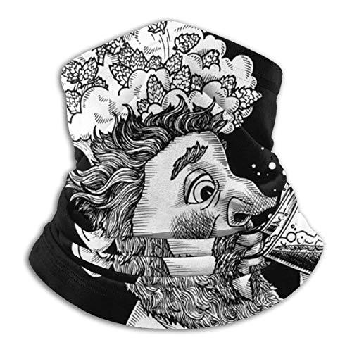 The Heady Topper YANXCHEN Nackenschutz Kopfbedeckung, Gesichtssonnenmaske Magic Scarf Bandana Balaclava Stirnband Für Radfahren Angeln Motorradfahren Laufen Skateboardfahren