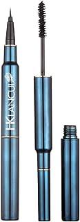 Delineador de ojos a prueba de agua, delineador líquido negro, resistente al agua, antiincrustante, delineador líquido de larga duración (Professional)