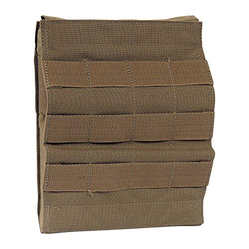 Tasmanian Tiger Plate Carrier Side Plate Pouch Coyote, Coyote