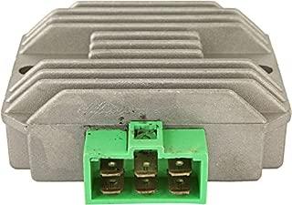 DB Electrical AKW6001 New Kawasaki John Deere Voltage Regulator Rectifier Gator 425 445 F911, Gator 6X4 ALL 18HP M97348, Kawasaki 21066-2070, M97348 ESP2317 230-58018 230-22066 21066-2070 SH626-12