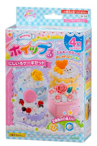 The ground color cake set W-54 to Ru whip (japan import)