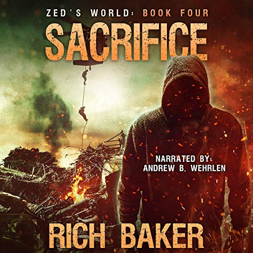 Sacrifice  By  cover art
