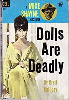 Dolls Are Deadly 0515100129 Book Cover